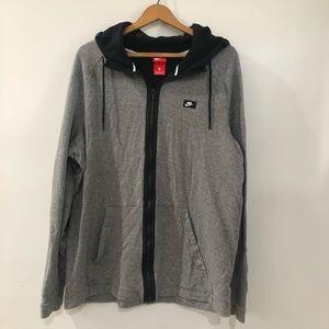 Nike Modern Full Zip Lightweight Hoodie Jacket